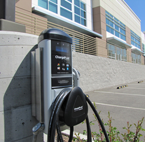 Electric Car Charge Pump